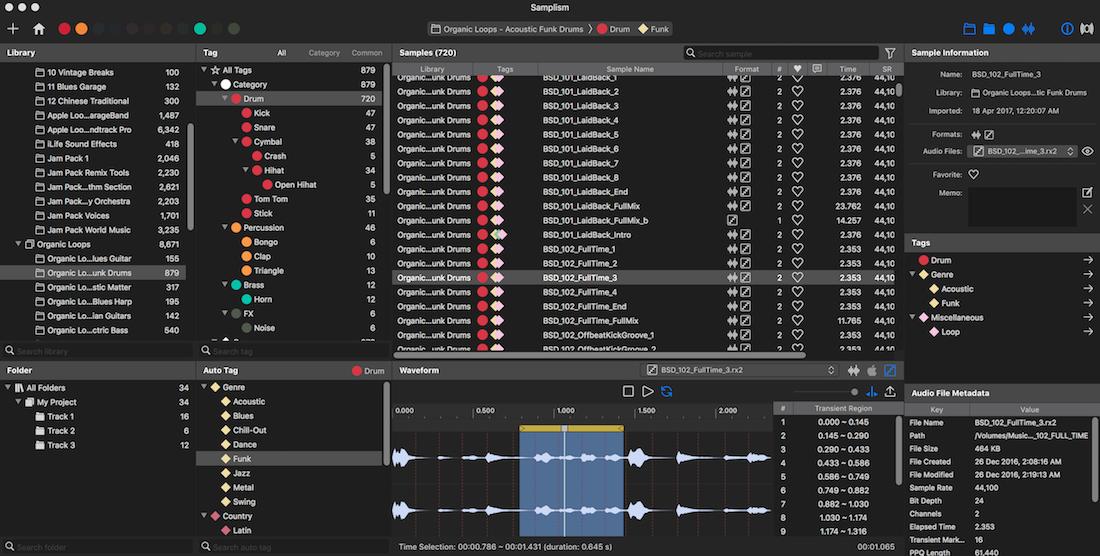 KVR: Audio Helper Project releases Samplism Lite for Mac (Free)