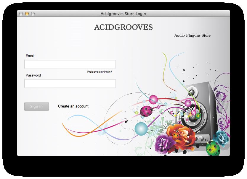 Acidgrooves announces Audio Plug-Ins Store App