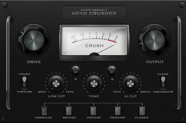 HeadCrusher