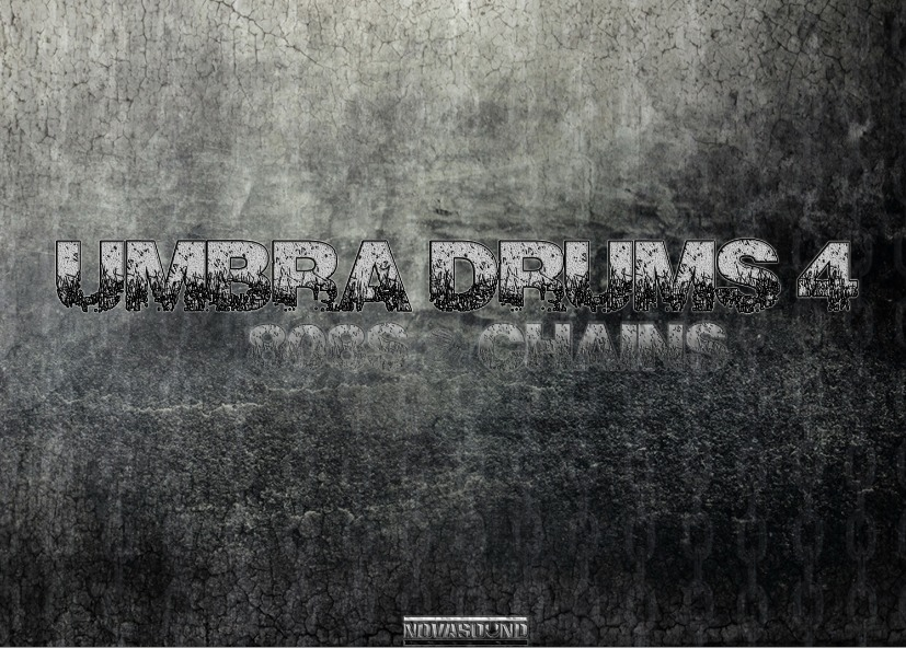 Umbra Drums 4 - 808s & Chains