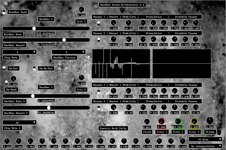Barffet Sound Re-Genarator 0.2