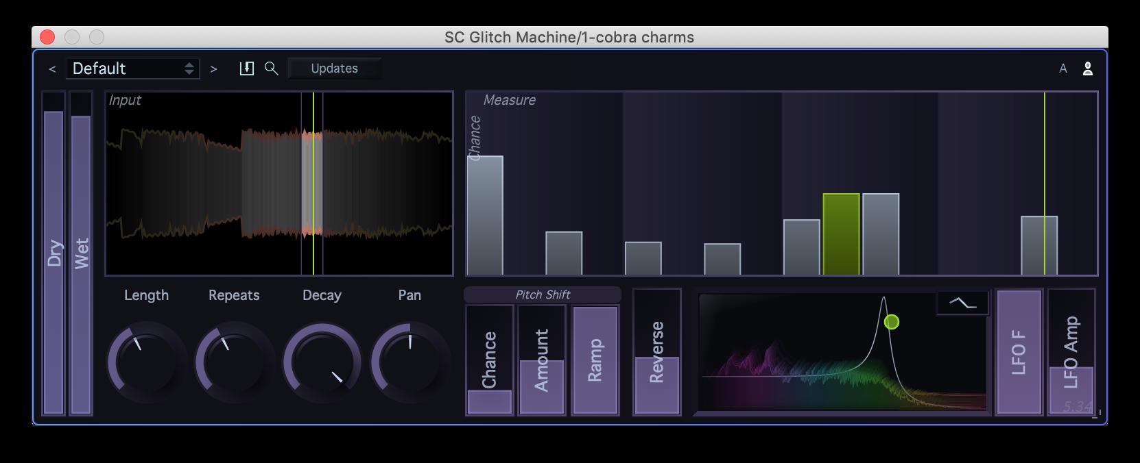 Glitch Machine