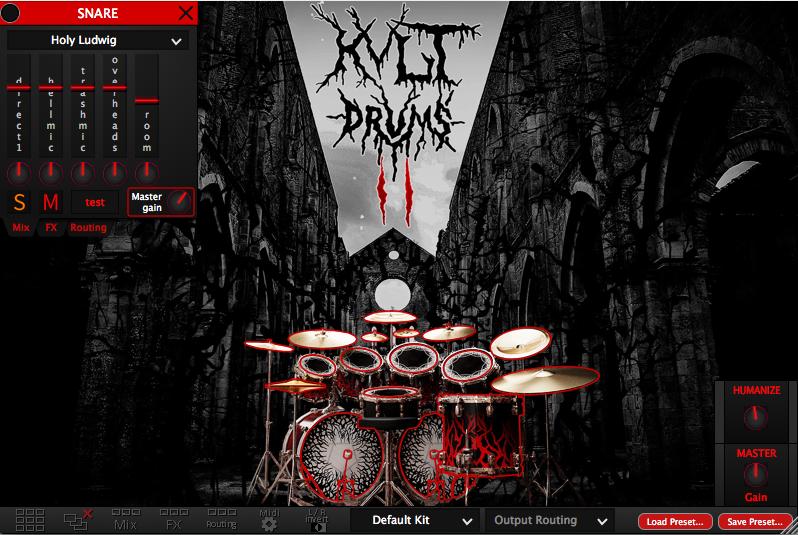 KVLT Drums II