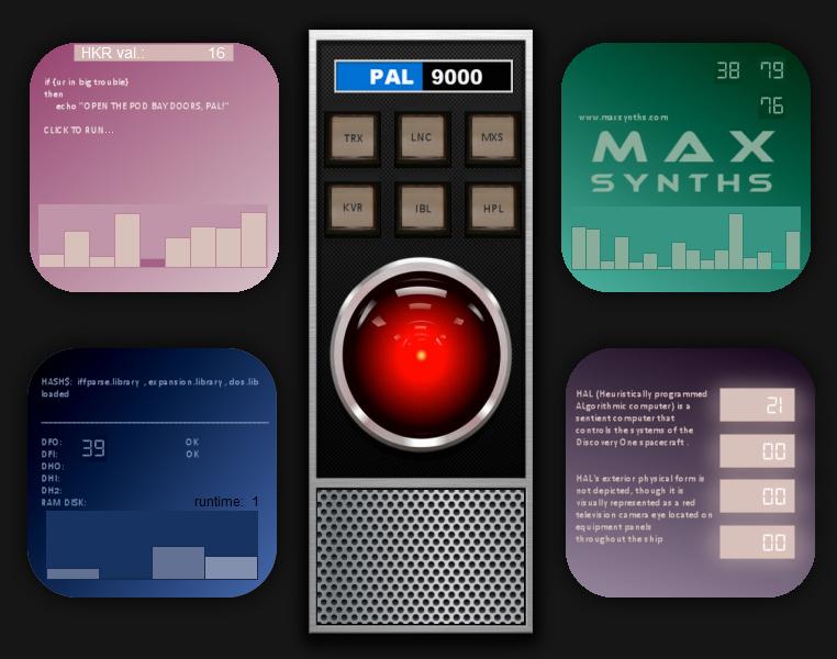 PAL-9000 plugin vsti gratuit