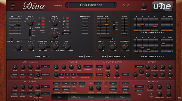 Kvr plughugger releases classic house chords 150 stabs - U he diva ...