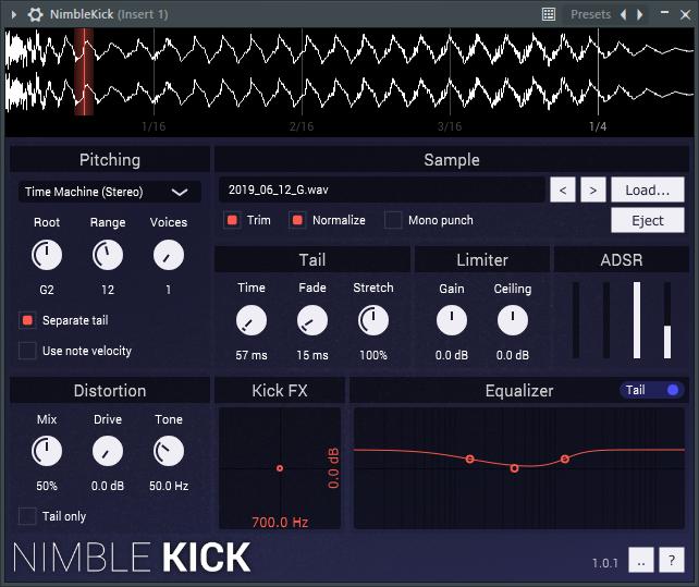 Nimble Kick