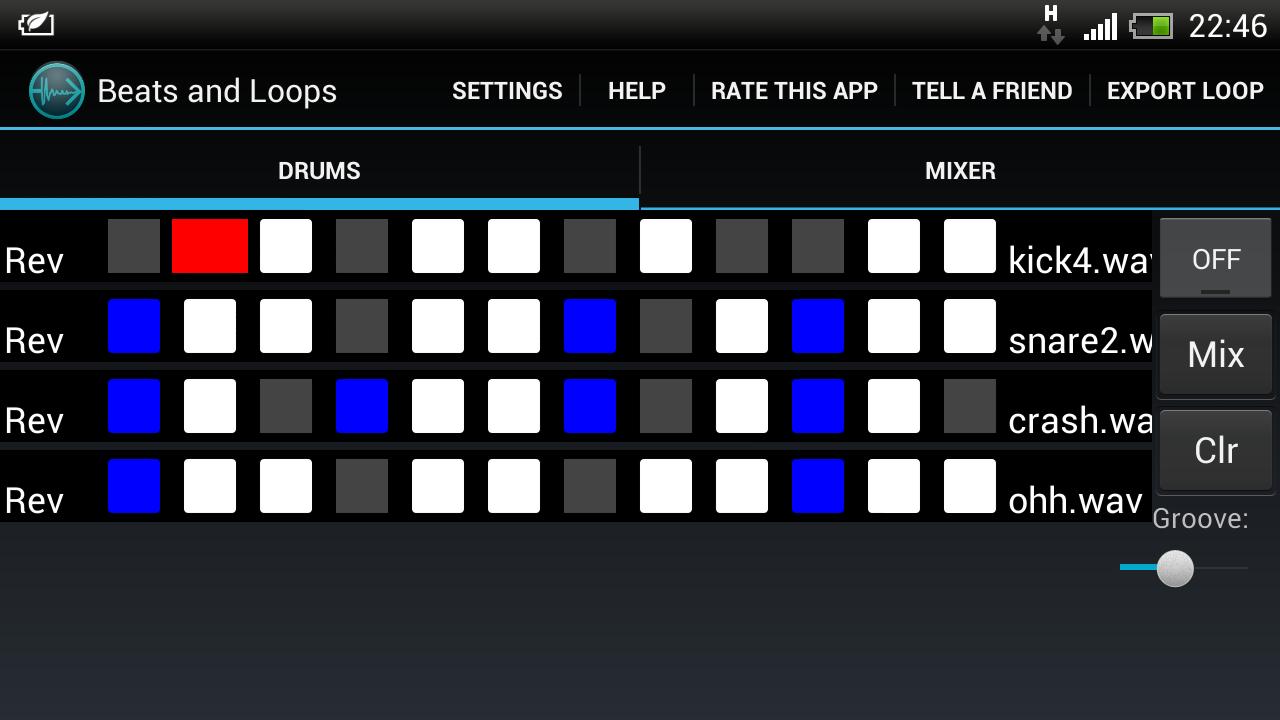 Kvr Beats And Loop By Motekulo App Development Beat Maker