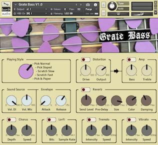 Grate Bass