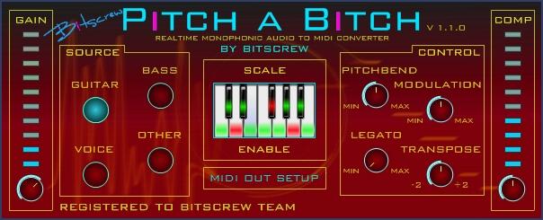 Pitch a Bitch