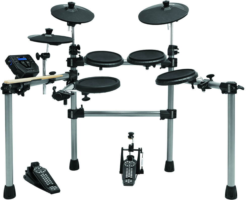 kvr simmons releases sd500 electronic drum kit. Black Bedroom Furniture Sets. Home Design Ideas