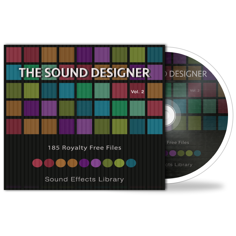 The Sound Designer Vol. 2