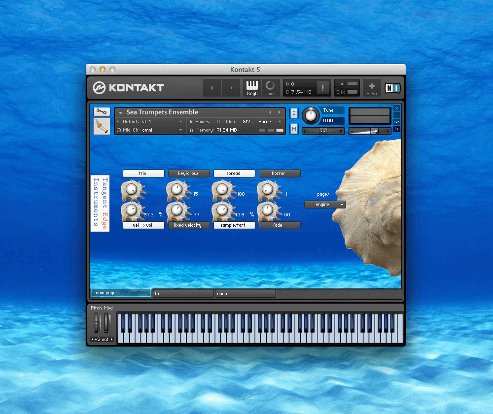 Sea Trumpets