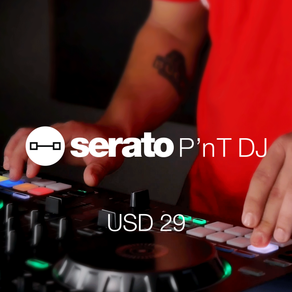 DJ Pitch n Time DJ Exp Pk