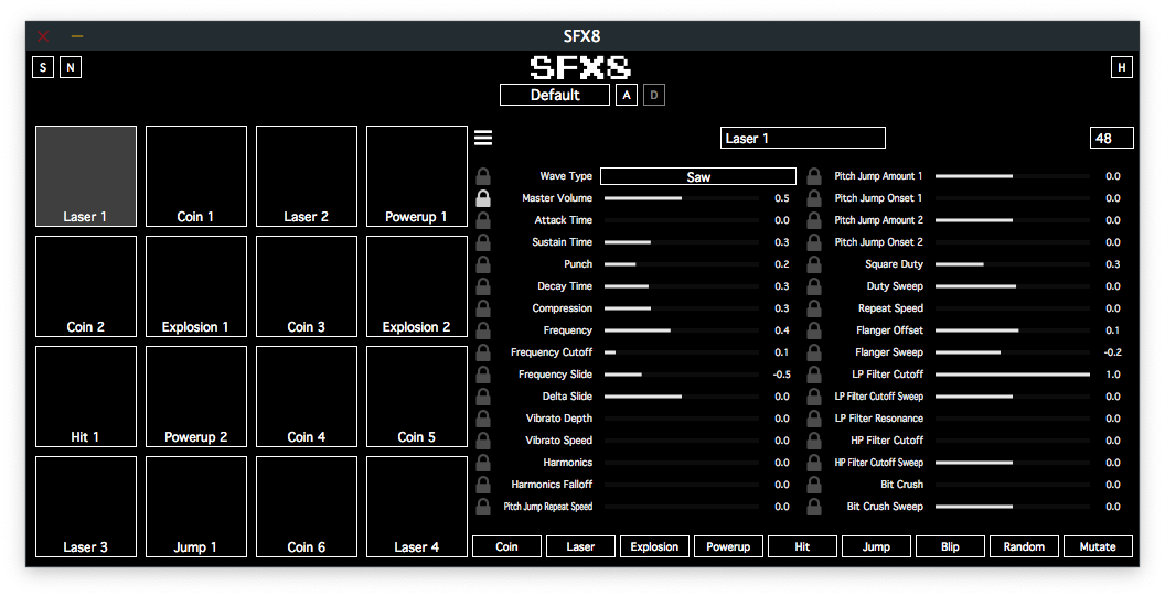 KVR: SFX8 by SocaLabs - Sound Effects VST Plugin and Audio