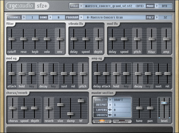 General MIDI' Instruments Plugin - Related - Cantabile Community