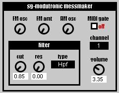 sg-Modutronic Messmaker