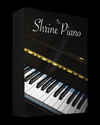 The Shrine Piano (Grand Piano SFZ)