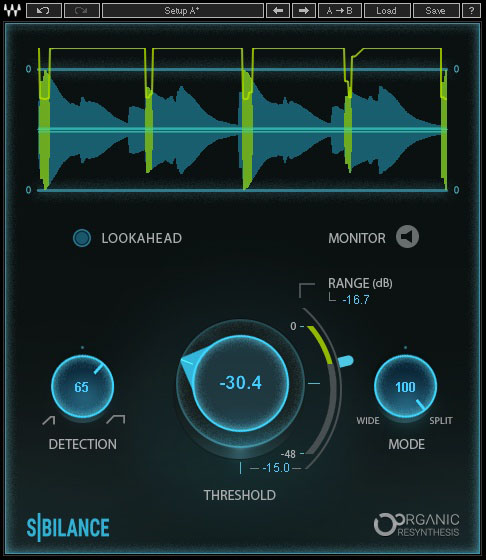 KVR: Waves releases Sibilance Plugin, Flow Motion FM Synth