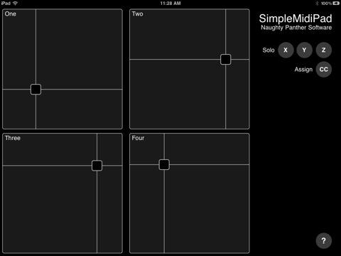 SimpleMidiPad