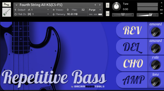 Repetitive Bass