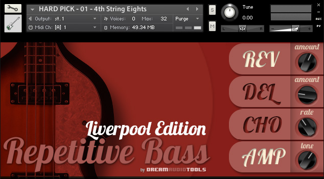 Repetitive Bass Liverpool Edition