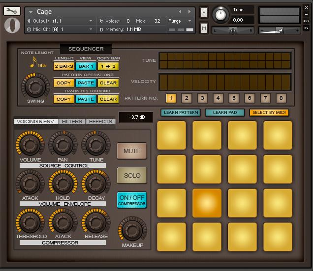 Kvr Soulviasound Releases Skrum Drums For Kontakt 5