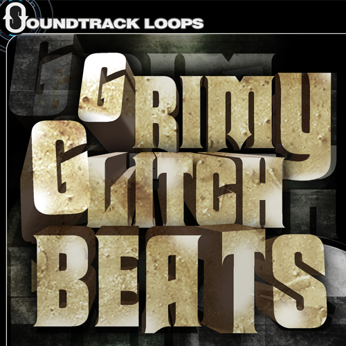 Grimy Glitch Beats