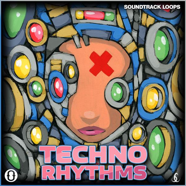 Techno Rhythms Loops and Samples
