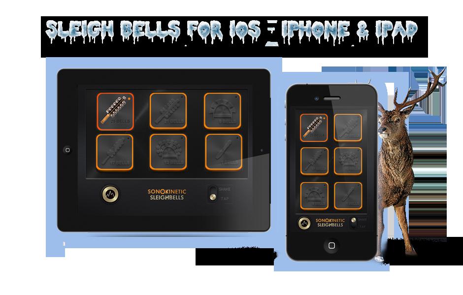 Sleigh Bells for iOS