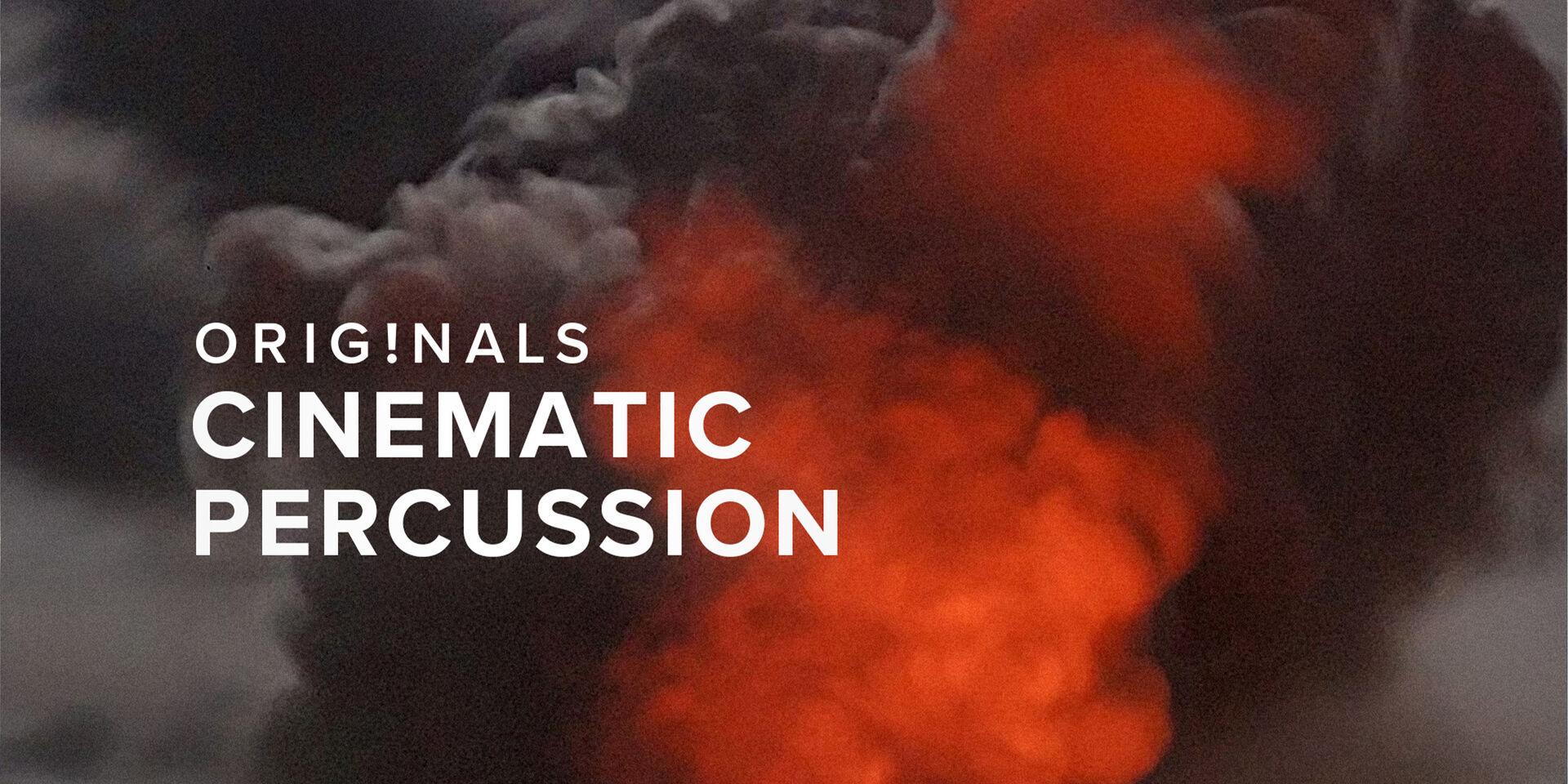 Originals: Cinematic Percussion