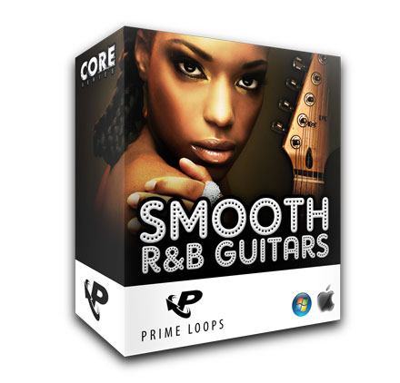 Smooth R&B Guitars
