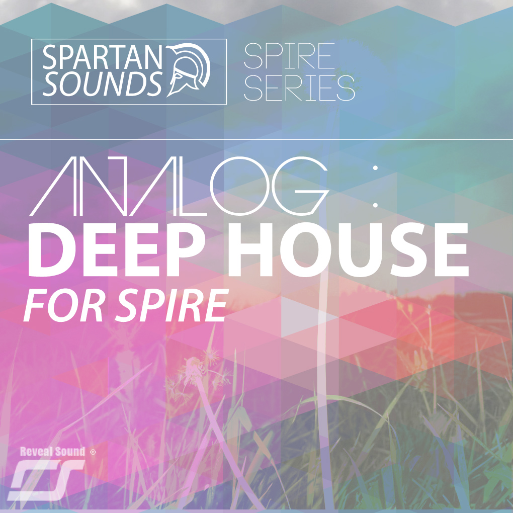 Analog : Deep House for Spire