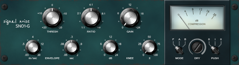 Signal Noise SN01-G Compressor