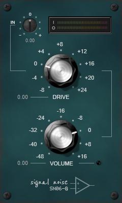 Signal Noise SN06-G Opamp