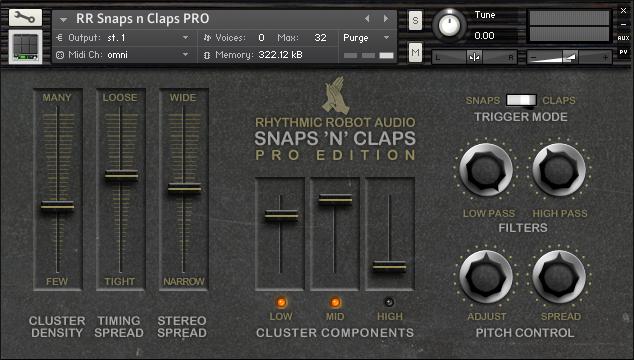 Snaps'n'Claps PRO