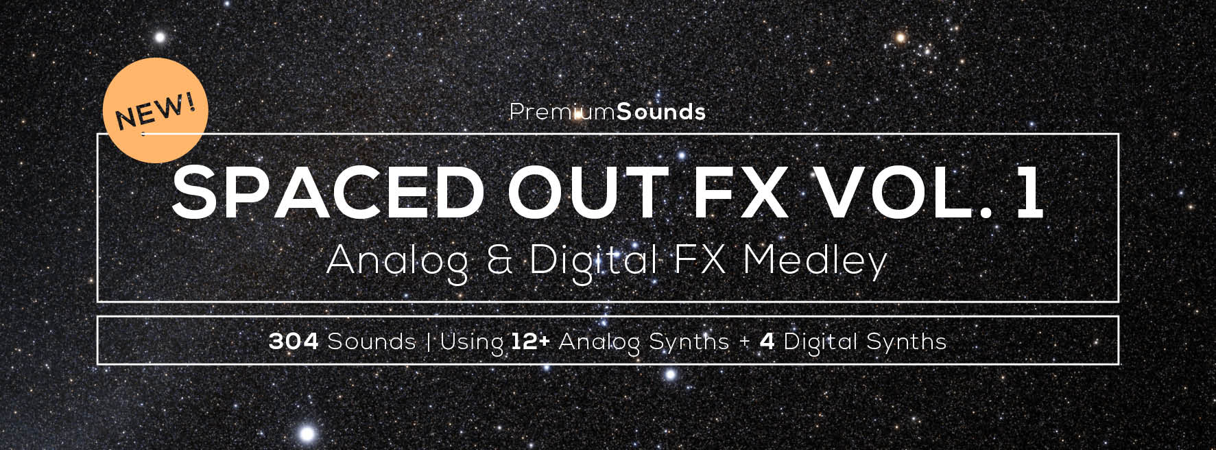 Spaced Out Fx Vol.1