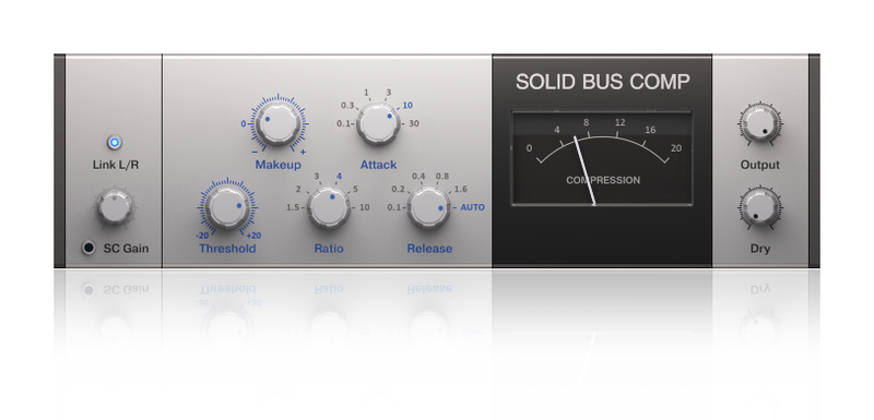 Solid Bus Comp (Solid Mix Series)