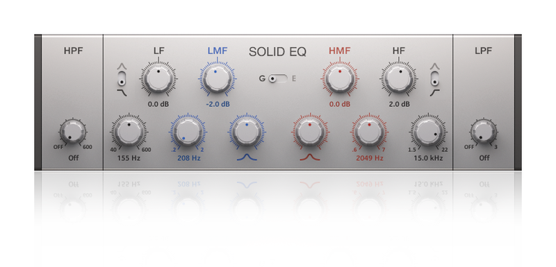 Solid EQ (Solid Mix Series)