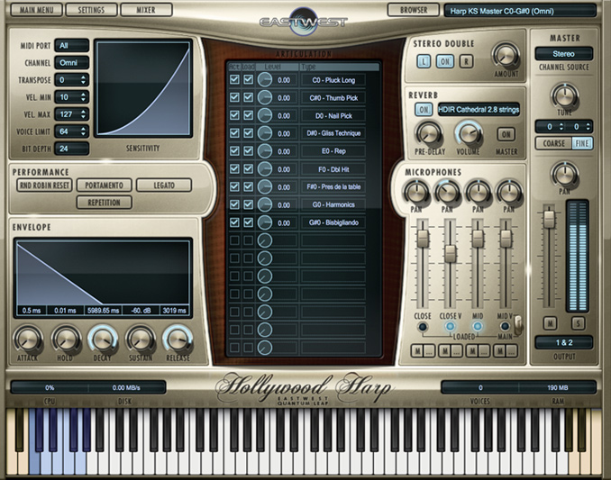 Hollywood Solo Instruments Bundle - Gold Edition
