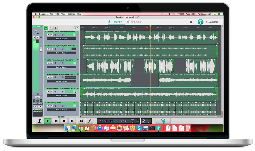 Track Studio Music DAW - Apps on Google Play