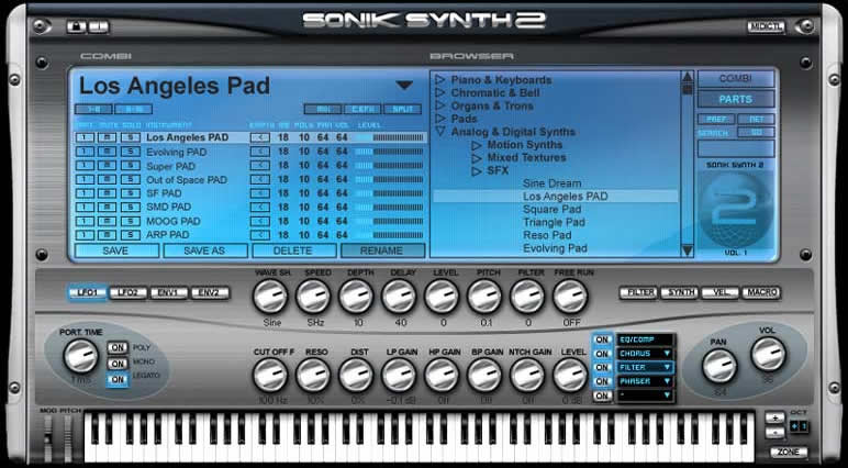 Sonik Synth FREE
