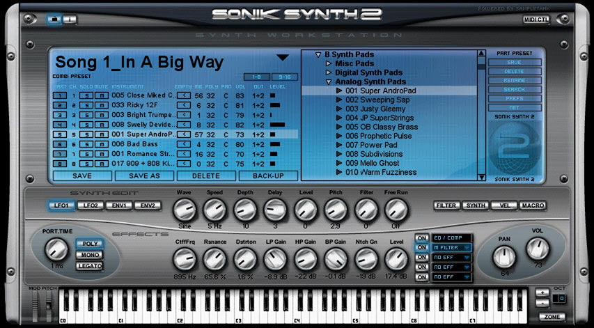 Sonik Synth
