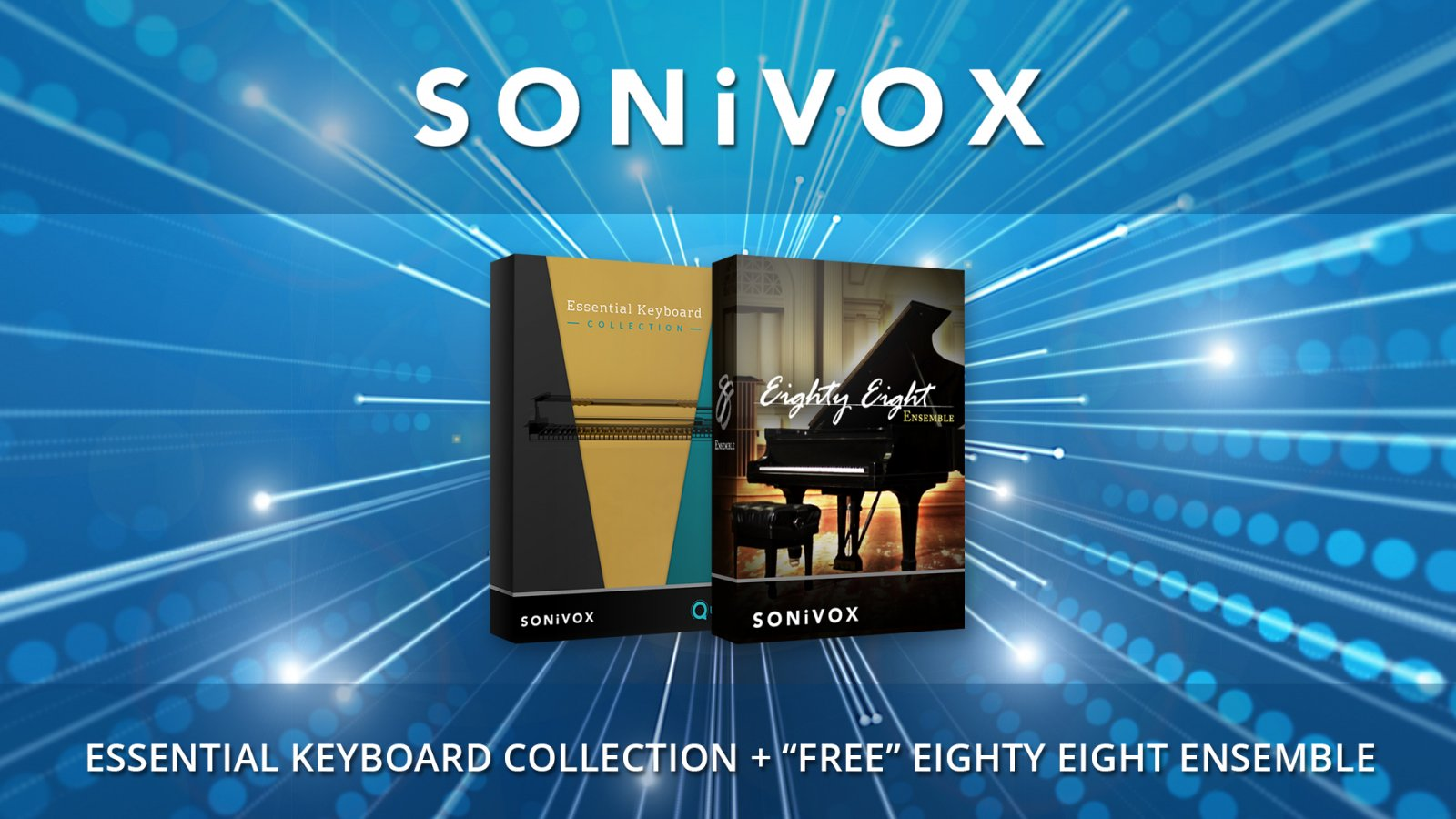 Essential Keyboard Collection Promo