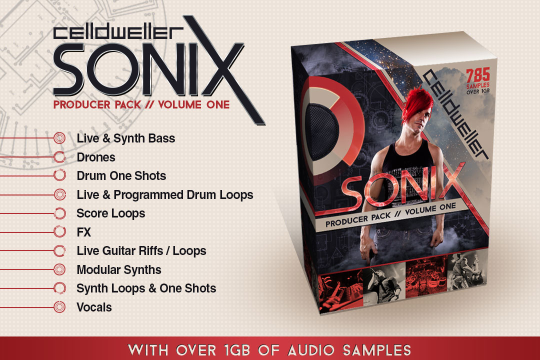 Sonix Producer Pack Vol. 01