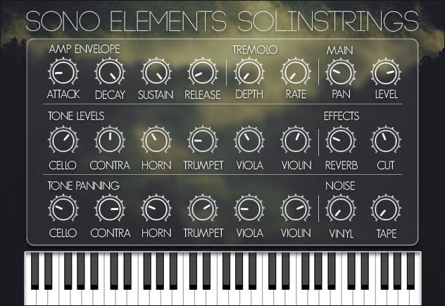 SolinStrings