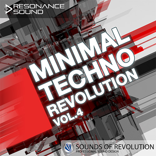SOR Minimal Techno Revolution Vol.4