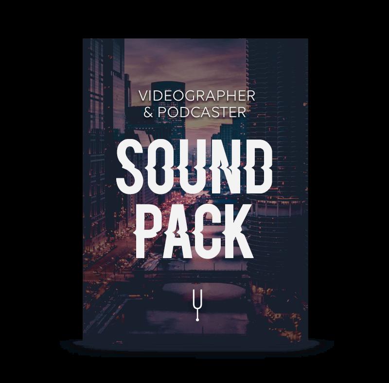 ERA - Videographer & Podcaster Sound Pack