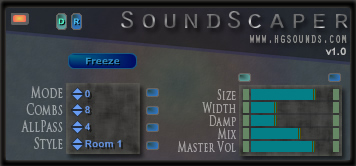 SoundScaper II  vst plugin gratuit