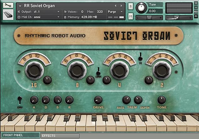 Soviet Organ
