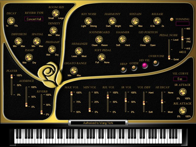 KVR: Supreme Piano by Sound Magic - Piano / Keys VST Plugin